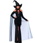 Sultry Sorceress Women's Halloween Costume LA-85242