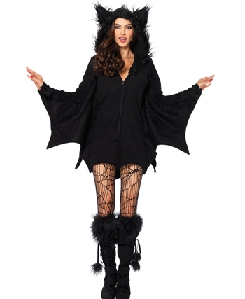 Cozy Bat Halloween Costume LA-85311