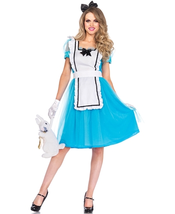Classic Alice Halloween Costume LA-85374