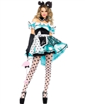 Delightful Alice Halloween Costume LA-85510