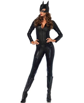 Captivating Crime Fighter Halloween Costume LA-85554
