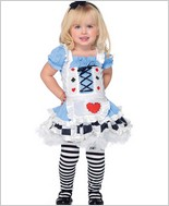 Miss Wonderland Costume LA-C48102