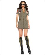 Top Gun Flight Dress LA-TG83700