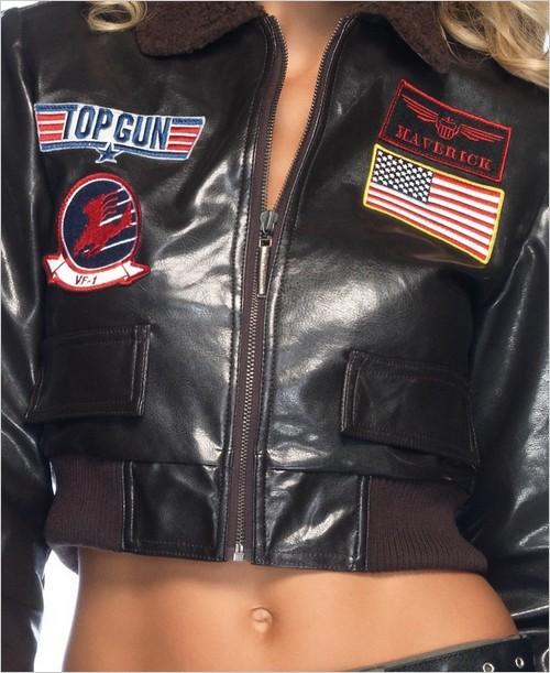 Top Gun Women S Bomber Jacket Set La Tg83701 Lingerie 4 Wholesale