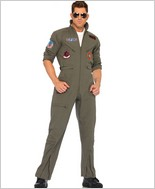Top Gun Men's Flight Suit LA-TG83702