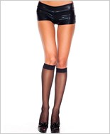 Music Legs® Lycra Knee Hi ML-069