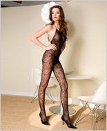 Music Legs® Halter Bodystocking ML-1628
