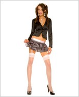 Music Legs® Long Sleeve Jacket with skirt ML-25022