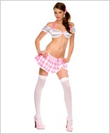 Music Legs® Sexy School Playmate ML-25038