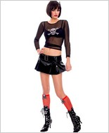 Gothic School Girl Outfit ML-25048