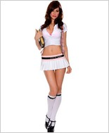 Outlaw School Girl Outfit ML-25065