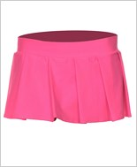 Hot Pink Schoolgirl Skirt ML-25075-Hot-Pink