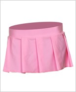 Pink Schoolgirl Skirt ML-25075-Pink