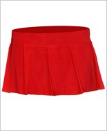 Red Schoolgirl Skirt ML-25075-Red