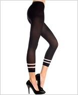 Music Legs® Opaque Leggings ML-35743