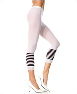 Music Legs® Opaque Leggings ML-35744