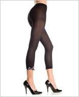 Music Legs® Opaque Capri ML-35745