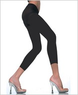 Opaque Capri Leggings ML-35747