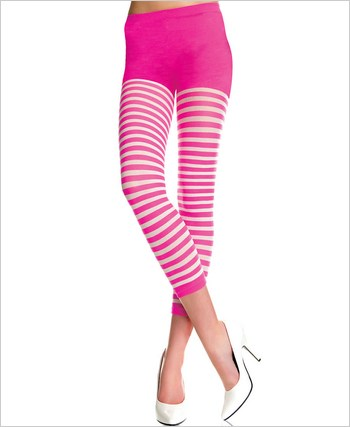 Music Legs® Opaque Leggings ML-35748