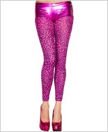 Leopard Print Leggings ML-35810
