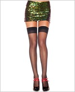 Music Legs® Sheer Thigh Hi ML-4101