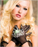 Music Legs® Fishnet Glove ML-418