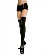 Music Legs® Opaque Thigh Hi ML-4549
