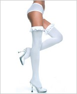 Music Legs® Opaque Stocking ML-4722