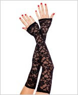Fingerless Extra-Long Gloves ML-475