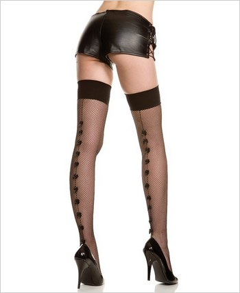 Music Legs® Fishnet Stocking ML-4913