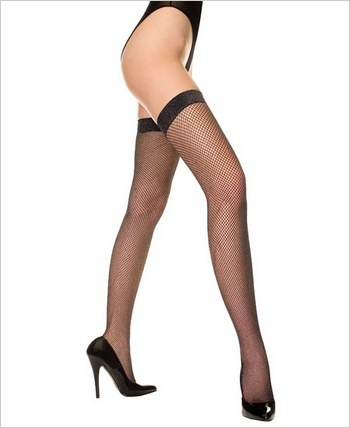 Music Legs® Fishnet Stocking ML-4994