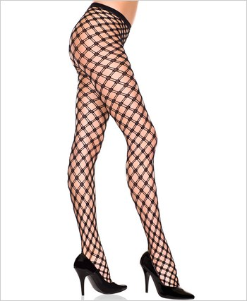 Double Strands Fence Net Pantyhose