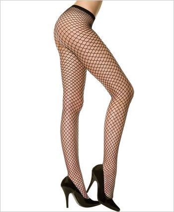 Diamond Net Pantyhose ML-5057