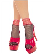 Music Legs® Fishnet Anklets ML-511