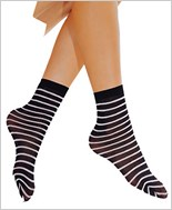 Music Legs® Stripes Anklet ML-541