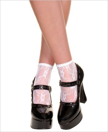Music Legs® Lace Anklet ML-571