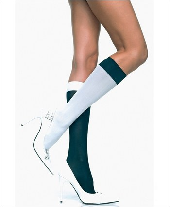 Jester Opaque Knee Highs ML-5744