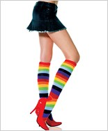 Music Legs® Multi Colors Knee Sock. ML-5750