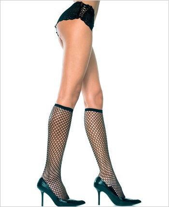 Music Legs® Crochet Knee Hi ML-5782