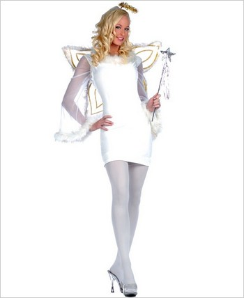 Music Legs® Sexy Angel Adult Costume ML-70023
