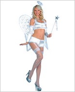 Music Legs® Sexy Angel Constume ML-70024