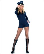 Music Legs® Sexy Pilot Jumpsuit ML-70067