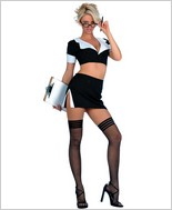 Music Legs® Sexy Secretary Outfit ML-70074