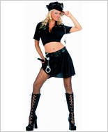Music Legs® Sexy Cop Outfit ML-70096