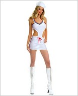 Music Legs® Sexy Sailor Girl Outfit ML-70097