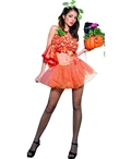 Music Legs® Sexy Pumpkin Princess ML-70103