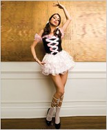 Music Legs® Ballerina Princess Outfit ML-70114