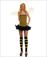 Music Legs® Bumble Bee Outfit ML-70173