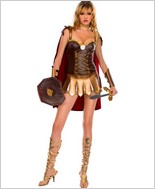 Roman Woman Warrior Outfit ML-70203