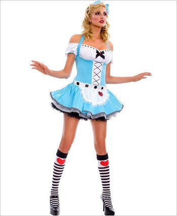 Alice Adult Costume ML-70236